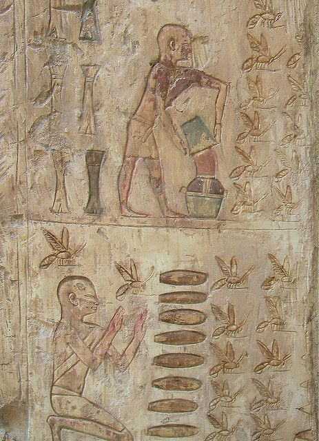 apicultura egipcia
